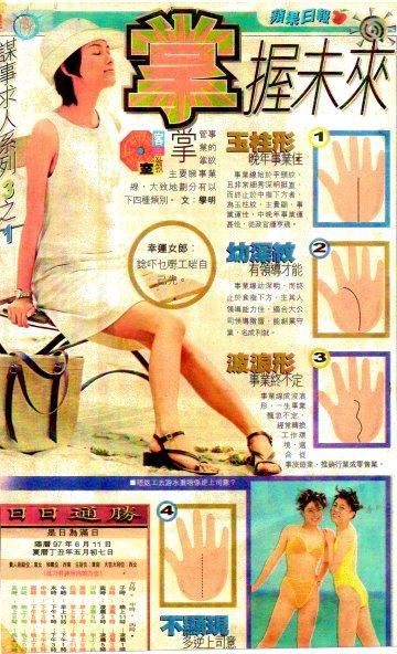 1997蘋果日報副刋(6)