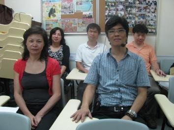 風水班學生(2)