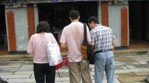 新界鄧氏宗祠風水遊踪勘察(3)