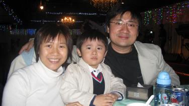 2009彭師傅生日敘餐會(2)