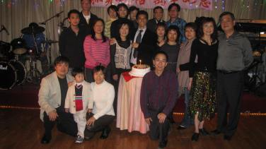 2009彭師傅生日敘餐會(1)